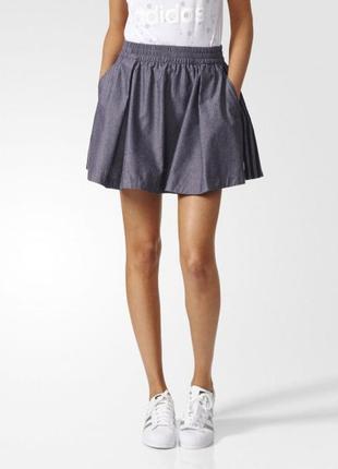 Очень стильная спортивная юбка. оригинал