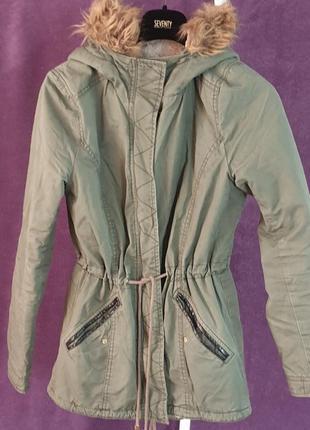 Куртка на меху