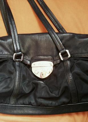 Prada оригинал сумка