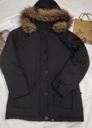 Спортивная куртка на зиму.