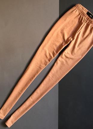 Лосины -легинсы коричневые от tally weijl