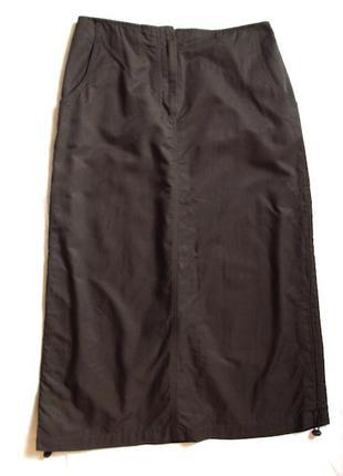 Sisley юбка стильная,раз 40