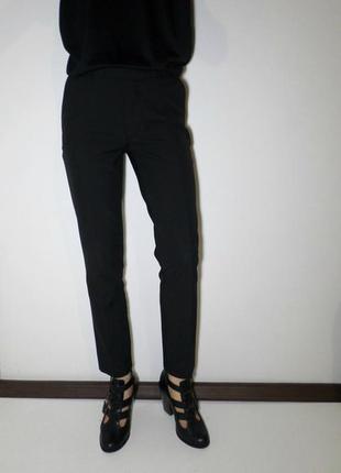 Классические брюки зауженные m&s