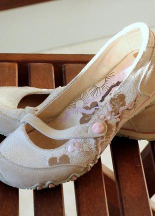 Next - мокасины, балетки, летние туфли из нат. кожи 36-37р