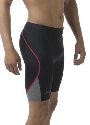 Sub sports men's compression shorts шотры компрессионные бег вело