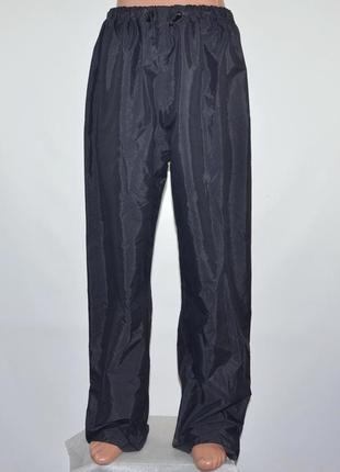 Плотные, влагозащитные штаны спецслужб великобритании (xl)