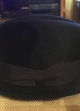 Знаменитая шляпа borsalino 59 cm.