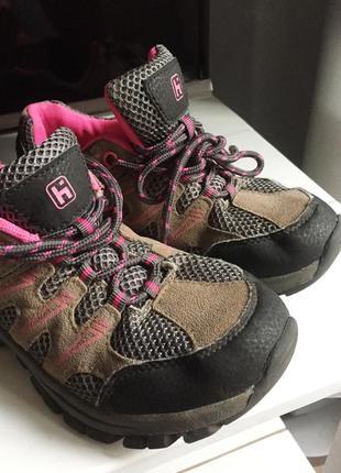 Трекинговые кроссовки higear / детские фирменные кроссовки higear
