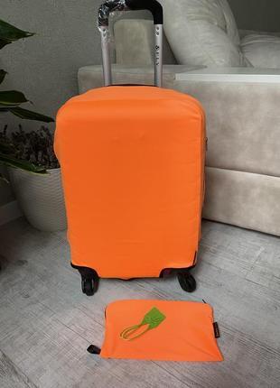 Чехол на чемодан,защитный чехол на чемодан ,накидка ,валіза