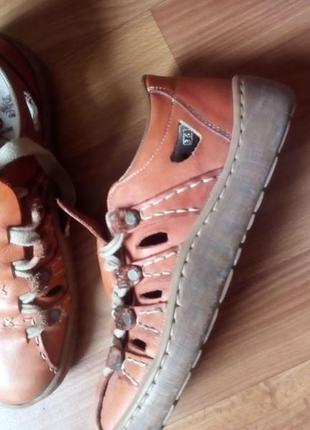 Туфли rieker разм.36-36.5