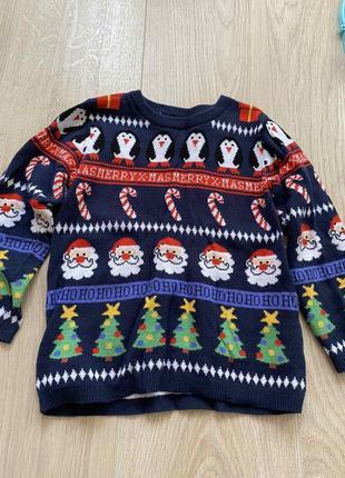 Новогодний свитерок нм