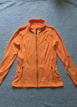 Спортивна куртка кардиган tangerine