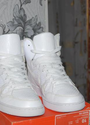 Кроссовки nike son of force mid