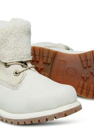Ботинки зимние  timberland women's.оригинал