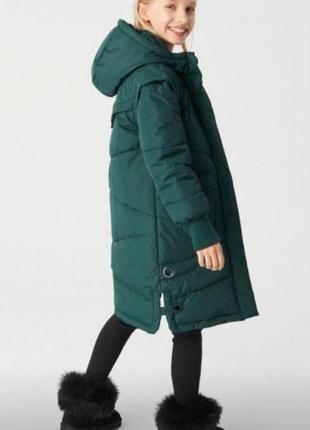 Зимова куртка/жилетка/пальто reserved на ріст 146