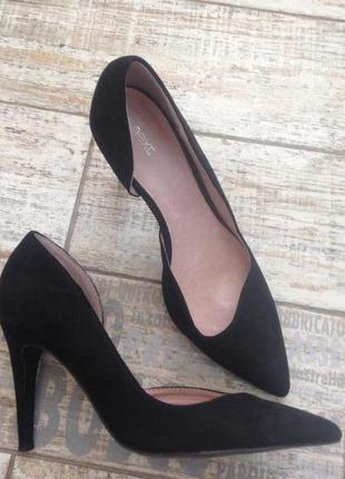 #шикарные туфли next#черные туфли#туфли на шпильке#