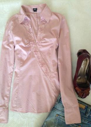 Красивейшая приталенная рубашка и много моих вещей.дешево! торг!!!