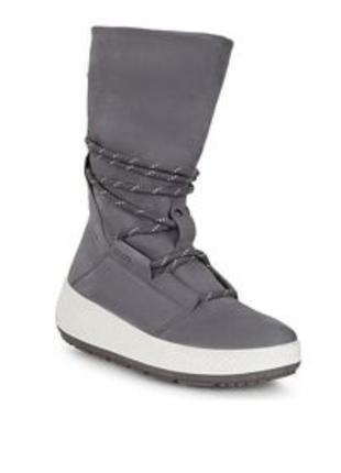 Сапоги ботинки женские ecco ukiuk 2.0 801603 угги ugg