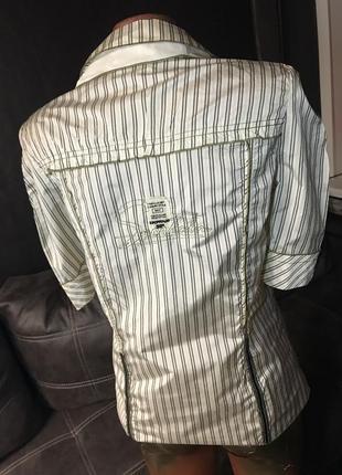 Sportalm kitzbühel блуза оригинал рубашка стильная 3/4 рукав