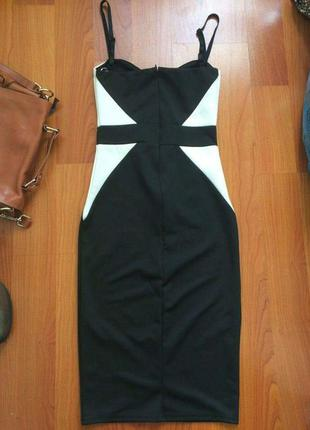 Мега стильное платье - футляр
