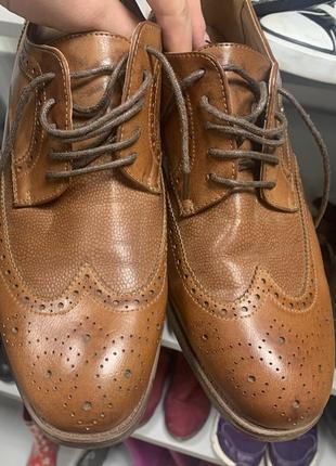 Мужские туфли кожа 42 размер twistedsoul