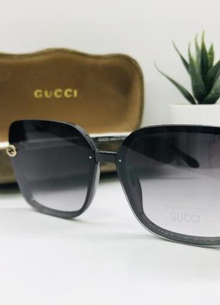 Женские солнцезащитные очки gucci  2104