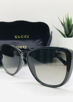 Женские солнцезащитные очки gucci 6015
