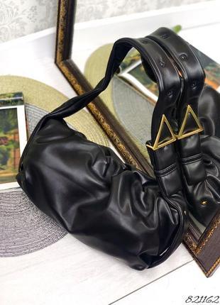 Стильная сумка облако в стиле  bottega