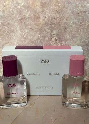 Духи zara gardenia/orchid /парфуми /парфюм /туалетна вода