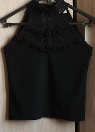 Шикарная блузка, размер s