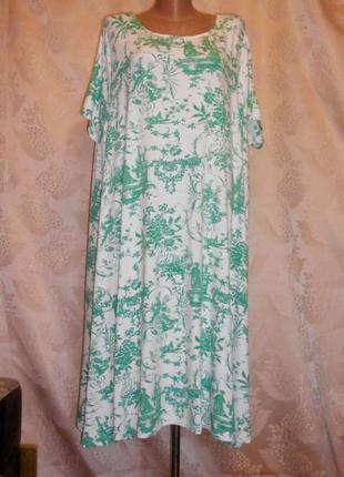 Платье свободного кроя asos (54-56)