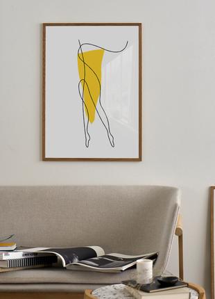 Постер «тендітність»