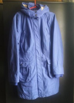Куртка парка bonprix р.46