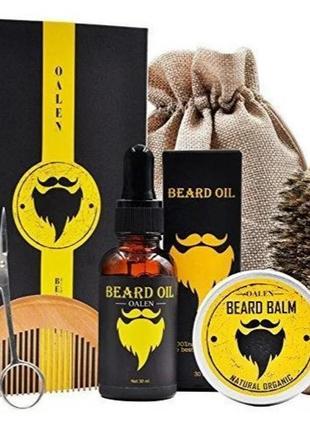 Подарочный набор по уходу за бородой