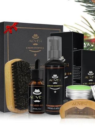 Идеальный мужской подарок-набор по уходу за бородой