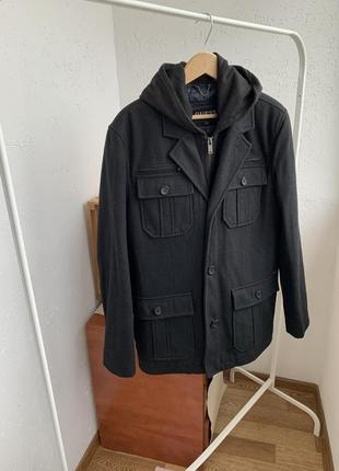 Оригинал пальто шерстяное