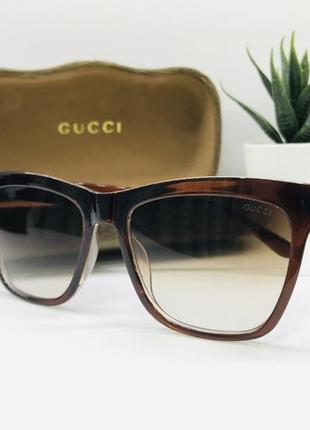 Женские солнцезащитные очки gucci (4137)