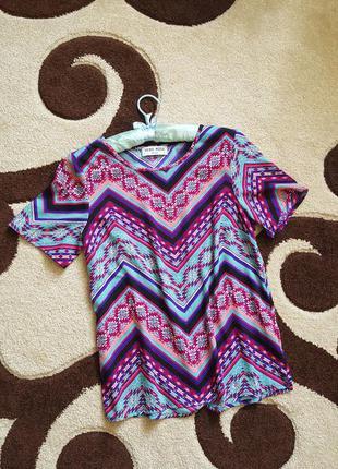 Блуза легкая