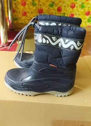Демисезонные ботинки, сапоги резиновые