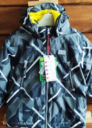 Зимняя куртка lego wear p.104-110
