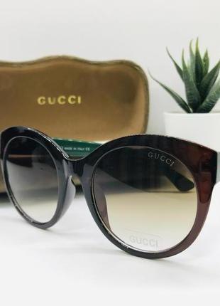 Женские солнцезащитные очки gucci 611208