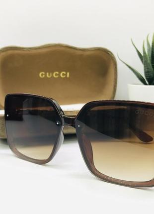 Женские солнцезащитные очки gucci 9113