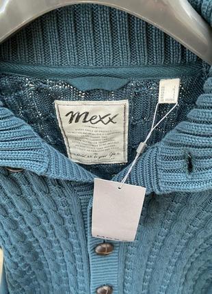 Стильная фактурная кофта mexx3 фото