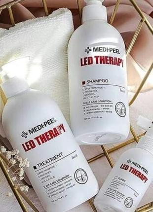 Профессиональный набор для восстановления волос medi peel