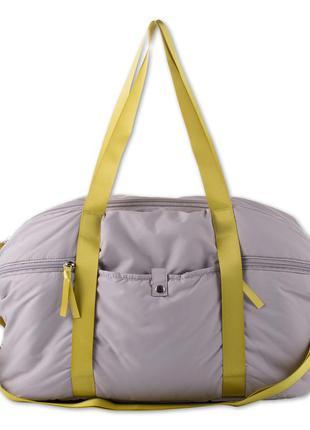 Спортивная сумка из магазина с&a германия вместительная спортзал дорожная