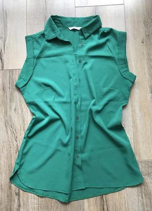 Блузка блуза рубашка шифон