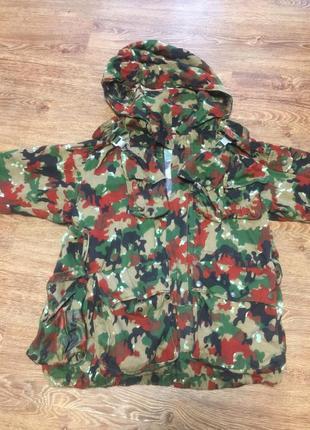 Военная куртка