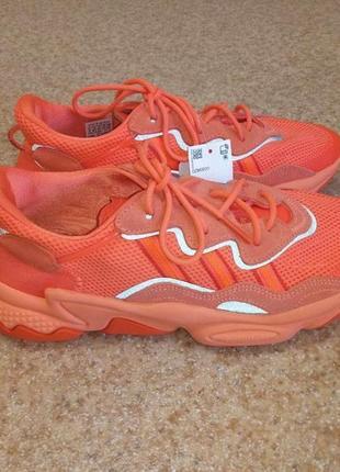 Adidas ozweego 'solar orange'