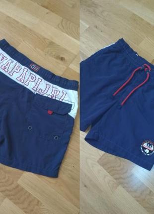 Шорти / пляжные шорты napapijri, original