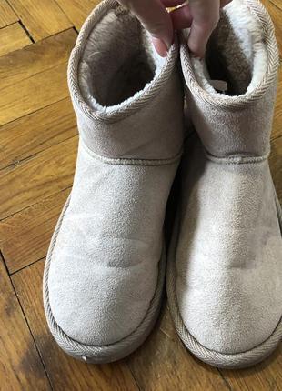 Сапоги бо инки чоботи черевики угги уги uggs new yorker 37р 23,5